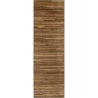 Surya Gradience GDC7002-268 Hand Knotted Rug, 2'6