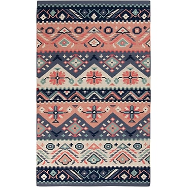 Surya Jewel Tone JT2054-23 Hand Woven Rug, 2' x 3' Rectangle
