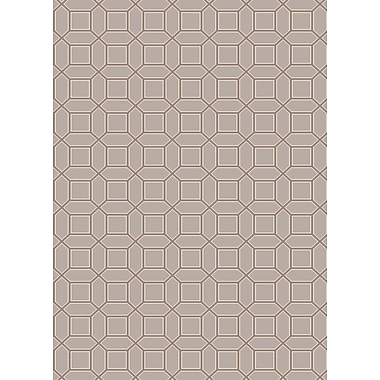 Surya Lucka LCK2002-810 Hand Hooked Rug, 8' x 10' Rectangle
