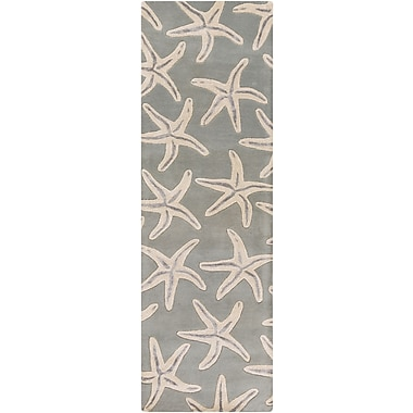 Surya Lighthouse LTH7005-268 Hand Tufted Rug, 2'6