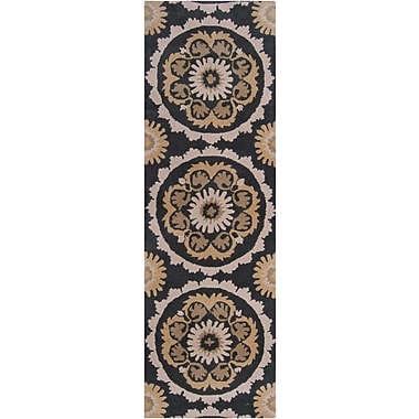 Surya B. Smith Mosaic MOS1063-268 Hand Tufted Rug, 2'6