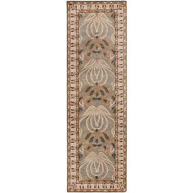 Surya Mentone MTO7000-268 Hand Tufted Rug, 2'6
