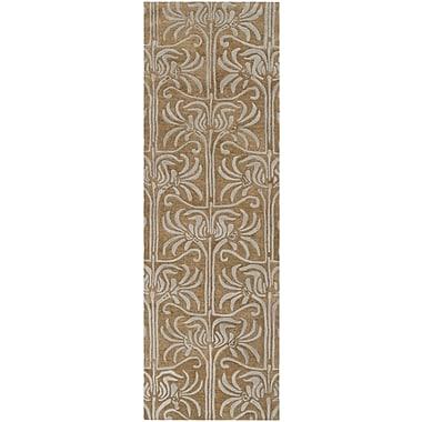 Surya Natura NAT7037-268 Hand Tufted Rug, 2'6