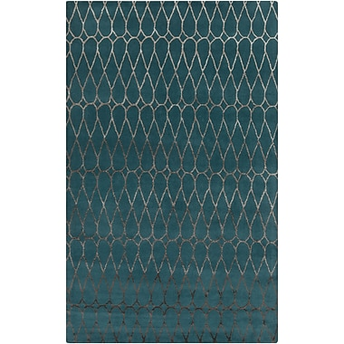 Surya Naya NY5246-23 Hand Tufted Rug, 2' x 3' Rectangle