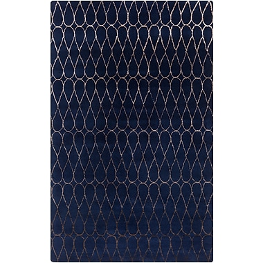 Surya Naya NY5247-23 Hand Tufted Rug, 2' x 3' Rectangle