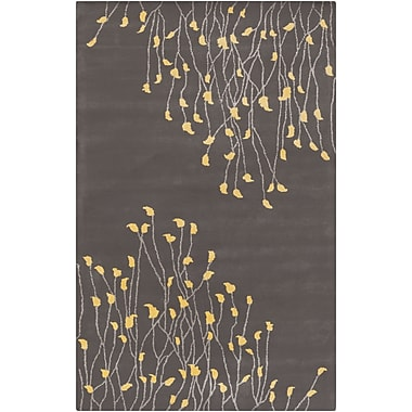 Surya Naya NY5250-23 Hand Tufted Rug, 2' x 3' Rectangle