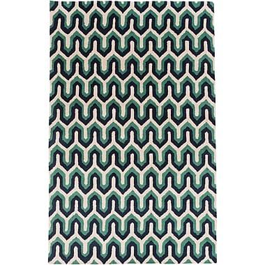 Surya Naya NY5262-58 Hand Tufted Rug, 5' x 8' Rectangle