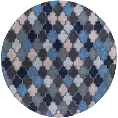 Surya Oasis OAS1103-6RD Hand Tufted Rug, 6' Round
