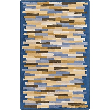 Surya Mike Farrell Peerpressure PSR7001-58 Hand Tufted Rug, 5' x 8' Rectangle