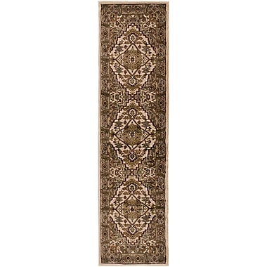Surya Riley RLY5038-275 Machine Made Rug, 2' x 7'5