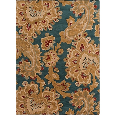Surya Sea SEA169-811 Hand Tufted Rug, 8' x 11' Rectangle