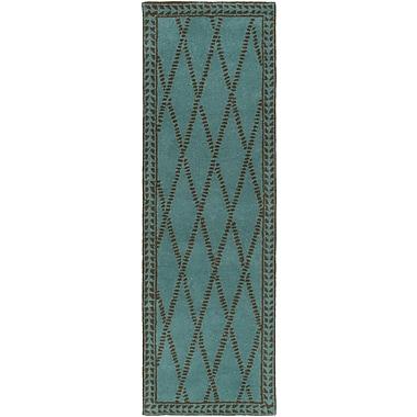Surya Stampede SMP6004-268 Hand Tufted Rug, 2'6