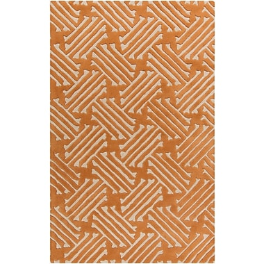 Surya Stamped STM811-23 Hand Tufted Rug, 2' x 3' Rectangle