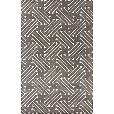 Surya Stamped STM812-23 Hand Tufted Rug, 2' x 3' Rectangle