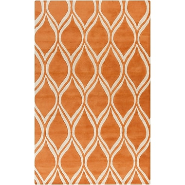 Surya Stamped STM821-23 Hand Tufted Rug, 2' x 3' Rectangle