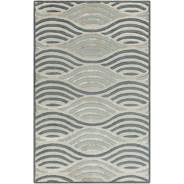Surya Universal UNI1061-23 Hand Tufted Rug, 2' x 3' Rectangle