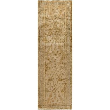 Surya Vintage VTG5236-268 Hand Tufted Rug, 2'6