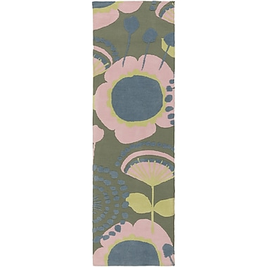Surya Abigail ABI9034-268 Machine Made Rug, 2'6