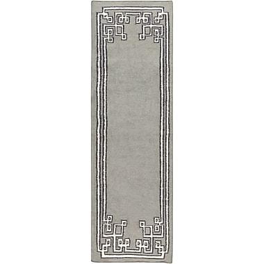 Surya Beth Lacefield Alameda AMD1019-268 Hand Woven Rug, 2'6