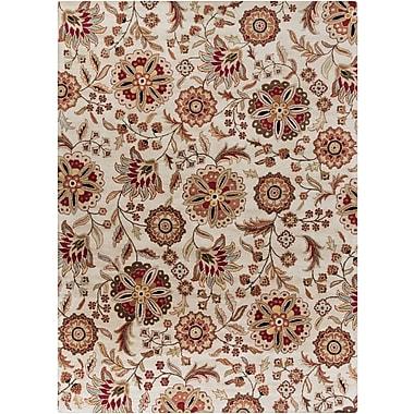 Surya Athena ATH5035-811 Hand Tufted Rug, 8' x 11' Rectangle