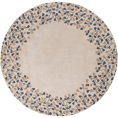 Surya Athena ATH5117-8RD Hand Tufted Rug, 8' Round