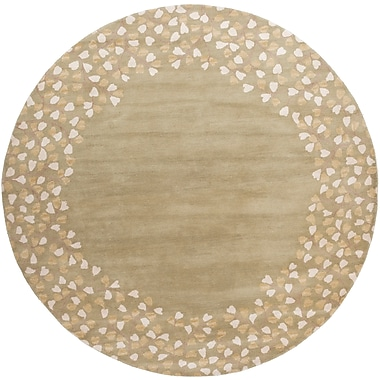 Surya Athena ATH5119-8RD Hand Tufted Rug, 8' Round