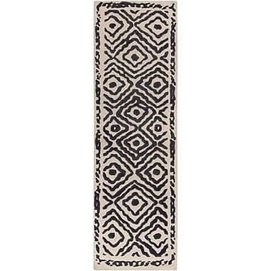 Surya Beth Lacefield Atlas ATS1001-268 Hand Knotted Rug, 2'6