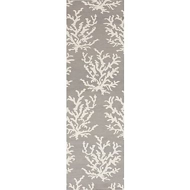 Surya Somerset Bay Boardwalk BDW4021-268 Hand Woven Rug, 2'6