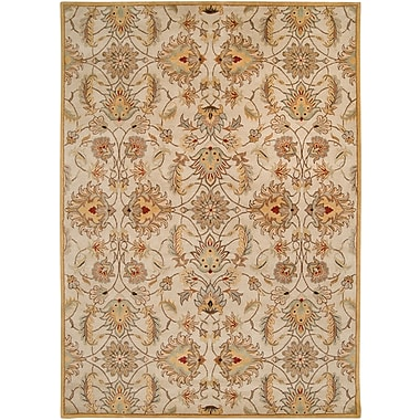 Surya Caesar CAE1029-811 Hand Tufted Rug, 8' x 11' Rectangle