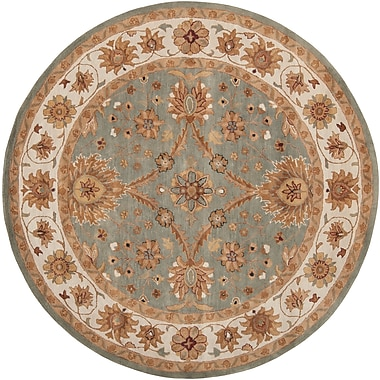 Surya Clifton CLF1018-8RD Hand Tufted Rug, 8' Round