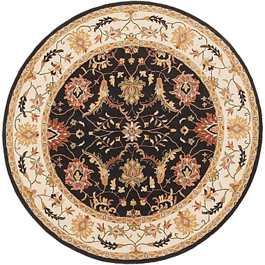 Surya Clifton CLF1023-8RD Hand Tufted Rug, 8' Round