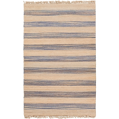 Surya Claire CLR4001-58 Hand Woven Rug, 5' x 8' Rectangle
