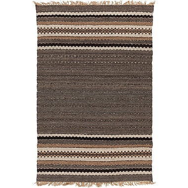 Surya Papilio Camel CME2000-23 Hand Woven Rug, 2' x 3' Rectangle