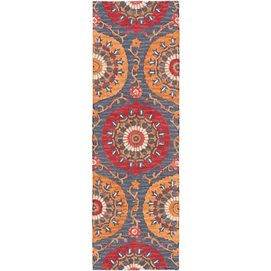 Surya Centennial CNT1101-268 Hand Hooked Rug, 2'6