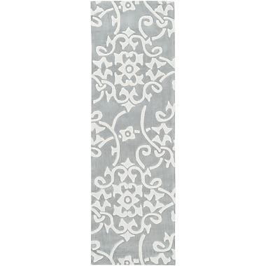 Surya Cosmopolitan COS8828-268 Hand Tufted Rug, 2'6