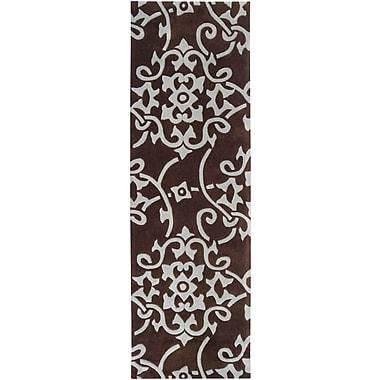 Surya Cosmopolitan COS8829-268 Hand Tufted Rug, 2'6