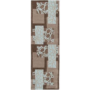 Surya Cosmopolitan COS8890-268 Hand Tufted Rug, 2'6