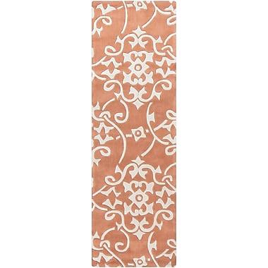 Surya Cosmopolitan COS9050-268 Hand Tufted Rug, 2'6