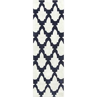 Surya Cosmopolitan COS9159-268 Hand Tufted Rug, 2'6