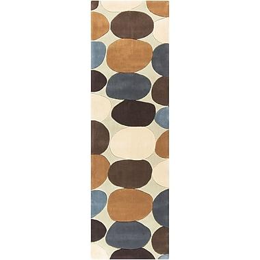 Surya Cosmopolitan COS9203-268 Hand Tufted Rug, 2'6