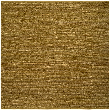 Surya Continental COT1936-8SQ Hand Woven Rug, 8' Square