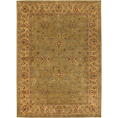 Surya Crowne CRN6001-811 Hand Tufted Rug, 8' x 11' Rectangle
