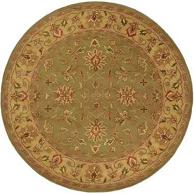 Surya Crowne CRN6001-8RD Hand Tufted Rug, 8' Round