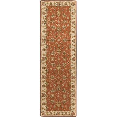 Surya Crowne CRN6002-268 Hand Tufted Rug, 2'6
