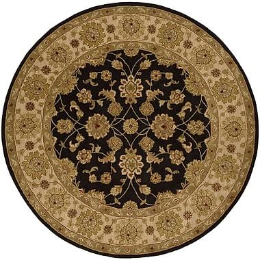 Surya Crowne CRN6009-8RD Hand Tufted Rug, 8' Round