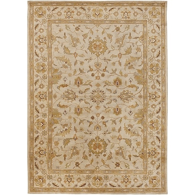 Surya Crowne CRN6011-811 Hand Tufted Rug, 8' x 11' Rectangle