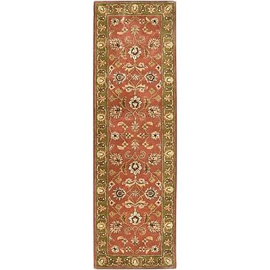 Surya Crowne CRN6019-268 Hand Tufted Rug, 2'6
