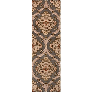 Surya Crowne CRN6026-268 Hand Tufted Rug, 2'6
