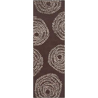 Surya Lotta Jansdotter Decorativa DCR4012-268 Hand Tufted Rug, 2'6