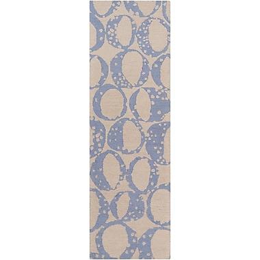 Surya Lotta Jansdotter Decorativa DCR4014-268 Hand Tufted Rug, 2'6